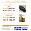 Spring Cleaning Equipment Specials!